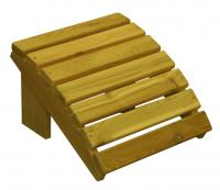 Click to enlarge image ``Big Boy`` Foot Rest, 20`` wide - Perfect Match to the Big Boy Adirondack Chair