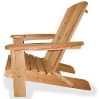 Click to enlarge image ``Big Boy`` FOLDING Adirondack Chair, 23`` seat width -