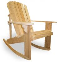 Click to enlarge image ``Big Boy`` Garden Rocking Chair, 23`` seat width -